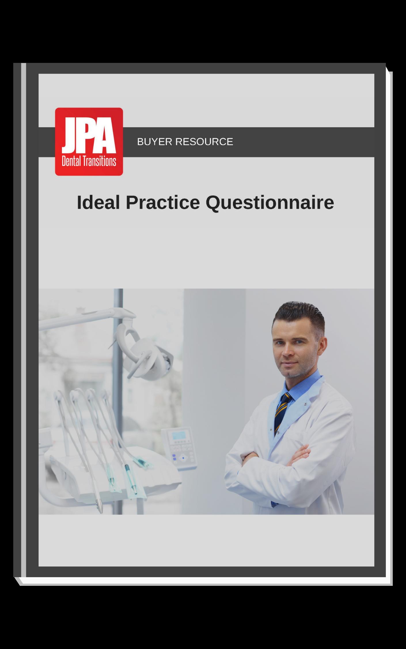 Buyer Ideal Practice Questionare