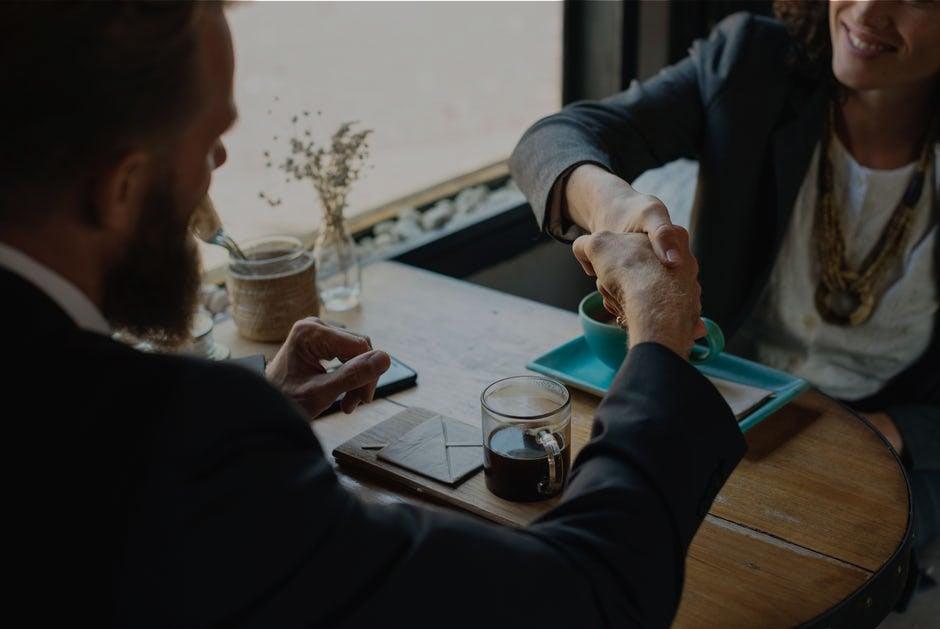 Broker-meeting