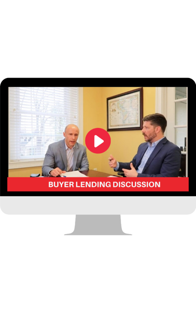 Buyer lending video graphic