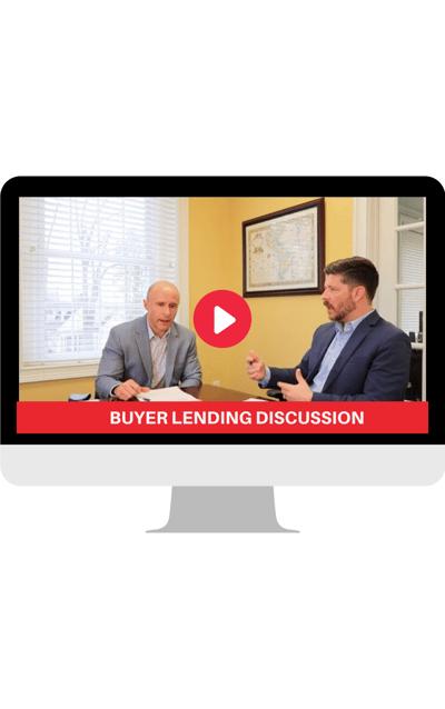 Buyer lending video graphic